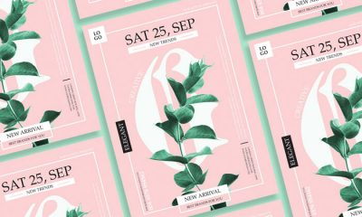 Free-Green-Flyer-Design-Template-300