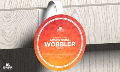 Free-Wooden-Shelf-Advertising-Wobbler-Mockup-300