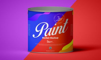 Free-PSD-Modern-Packaging-Paint-Bucket-Mockup-300
