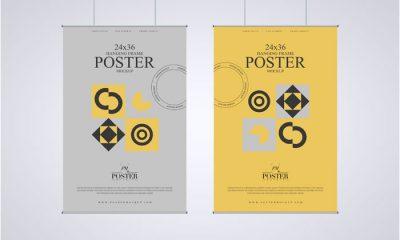 Free-Elegant-Hanging-Poster-Mockup-300
