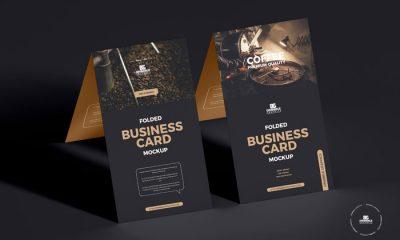 Free-Folded-Business-Card-Mockup-300