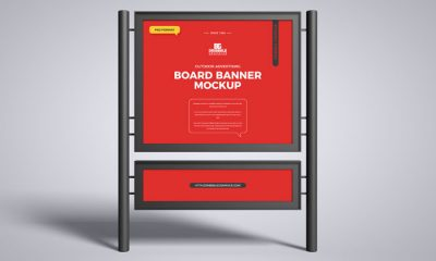 Free-Outdoor-Advertising-Board-Banner-Mockup-300
