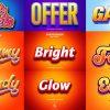 14-Free-Premium-Quality-Photoshop-Text-Effects