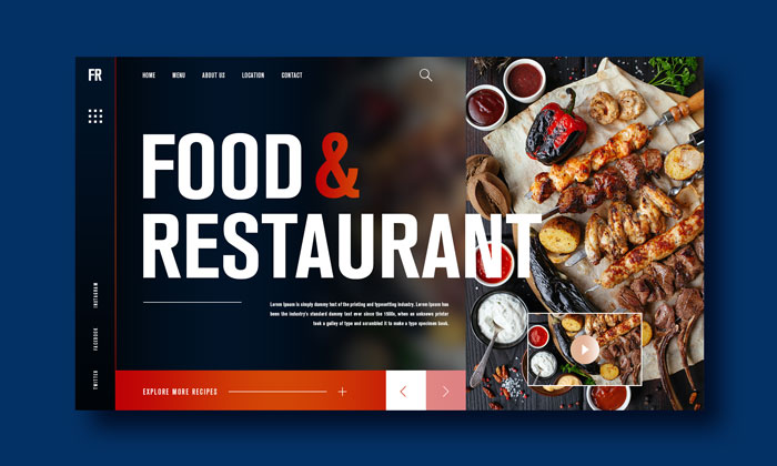 Free-Food-&-Restaurant-Landing-Page-Design-Template-300
